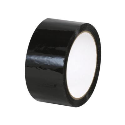 Taśma pakowa akrylowa - czarna