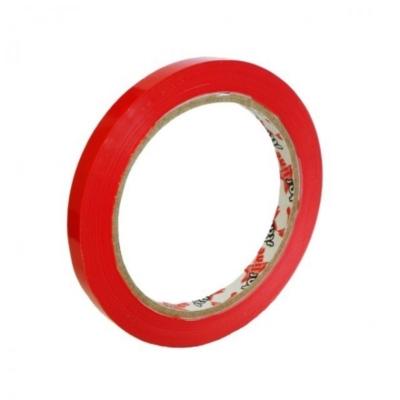 Taśma do zamykarek (czerwona)