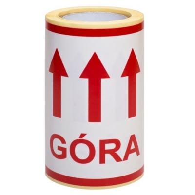 Etykieta - Góra 100x100 / 100