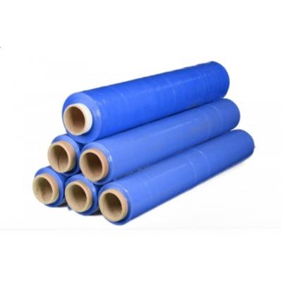 Folia stretch niebieska 1,5 [kg]