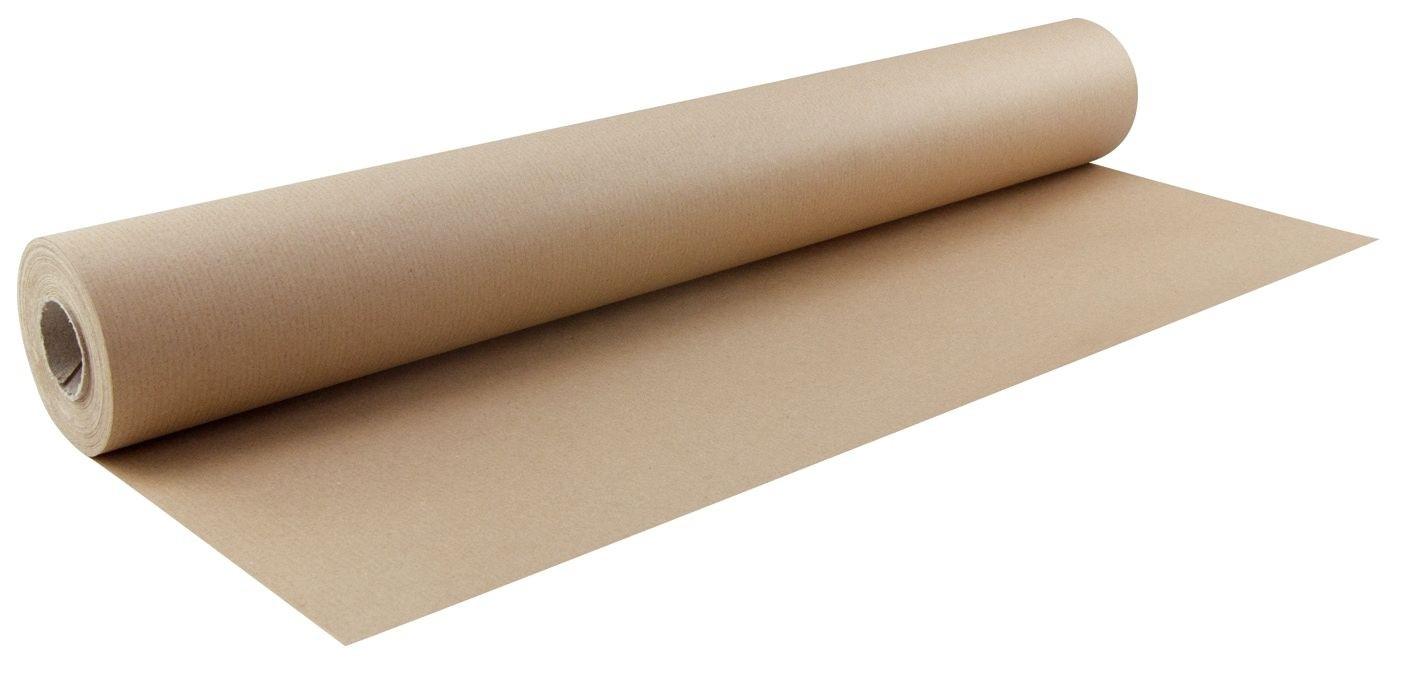 papier w rolce pakowy